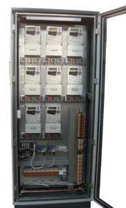 Armadio misure elettriche