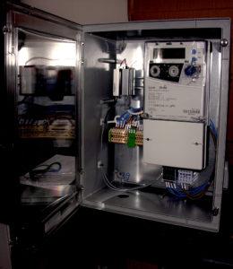 Quadro misure energia elettrica