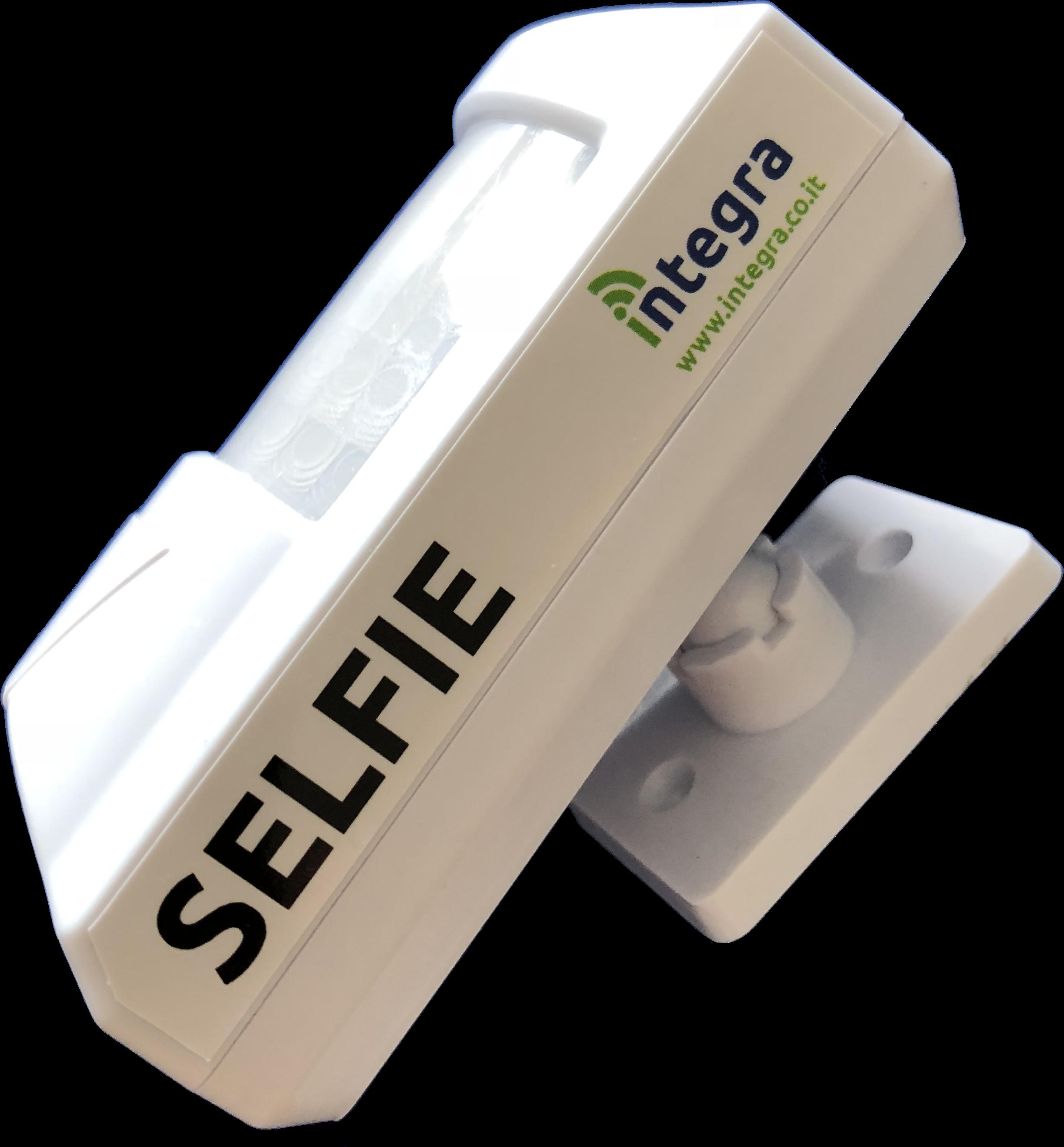 Selfie smart alarm